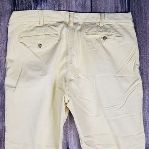 Polo by Ralph Lauren Pants - Polo By Ralph Lauren Bedford Chino Yellow, 38x32